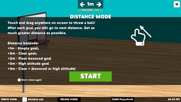 BasketBall games Free Shot 16 apk screenshot