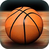 Basketball Ball Live Wallpaper icon