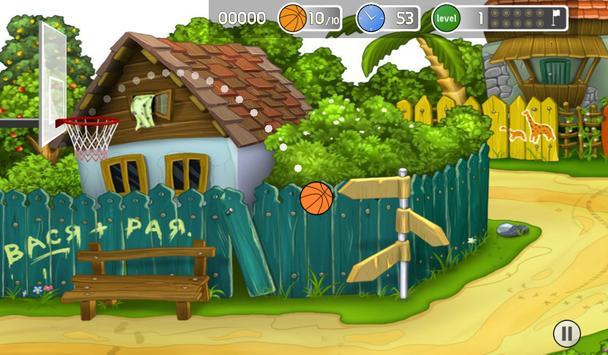 Basketball Shoot Games apk screenshot
