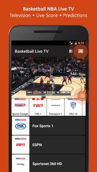 Basketball TV Live - NBA Television - Live Scores poster