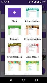 Forms for Google forms apk screenshot