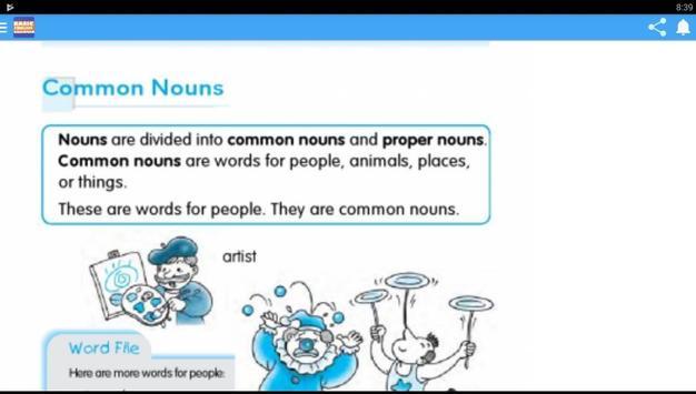 BASIC ENGLISH GRAMMAR screenshot 4