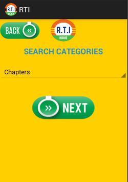 RTI Act India screenshot 2