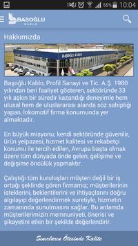 Başoğlu Cable Company apk screenshot