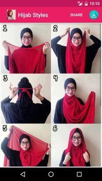 Hijab Fashion 2018 apk screenshot