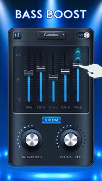 Equalizer: Bass Booster & Volume Booster screenshot 1