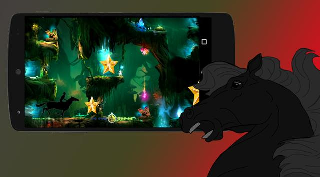 black Horse haven Adventure apk screenshot