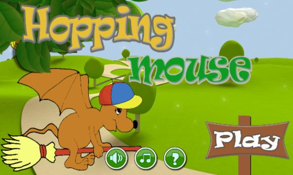 Hopping Mouse Rush poster