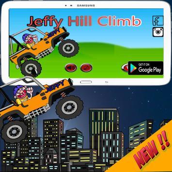 Jeffy Hill Climb Racing apk screenshot