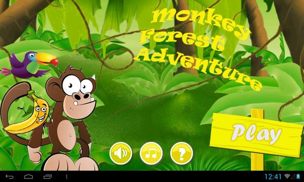 Monkey Forest Adventure screenshot 1