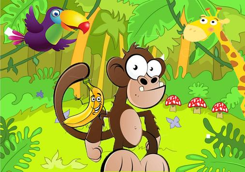Monkey Forest Adventure screenshot 4