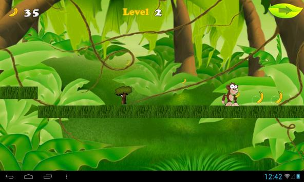 Monkey Forest Adventure screenshot 9