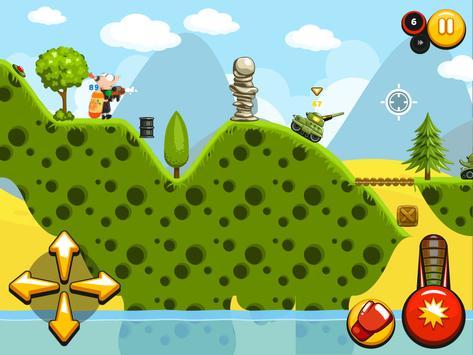 Phineas adventure run screenshot 3