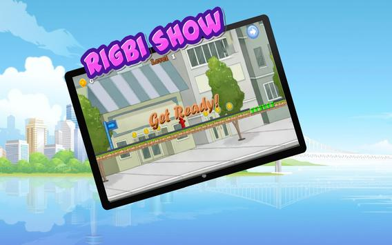 Rigby Advenure Show apk screenshot