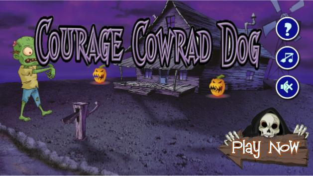 The Cowardly Halloween Dog apk screenshot