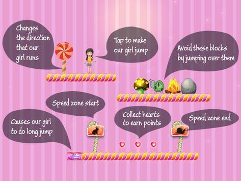 Candy World Runner screenshot 1