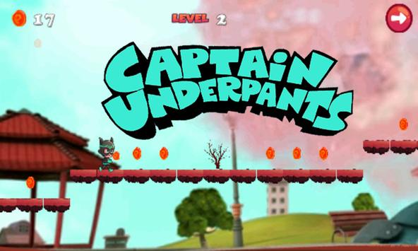 captain heropants adventure apk screenshot