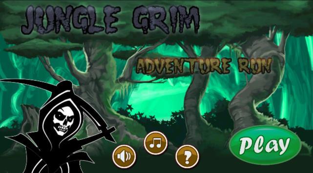 Jungle Grim Adventure Run poster