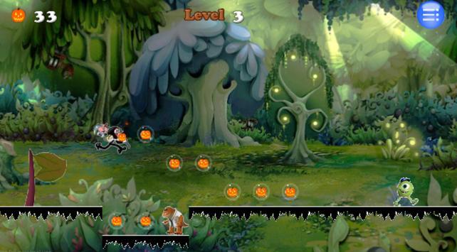 Jungle Grim Adventure Run apk screenshot