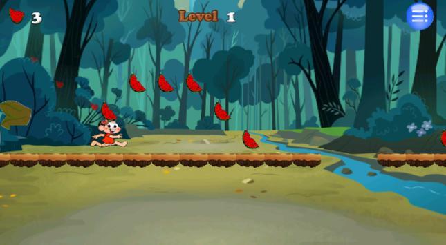 Monica jungle world apk screenshot
