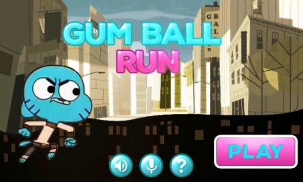 Gum Ball Run poster