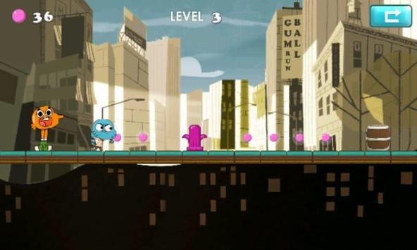 Gum Ball Run apk screenshot