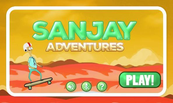 Sanjay Adventures poster