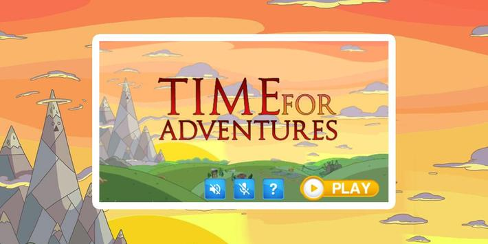 Time For Adventures poster