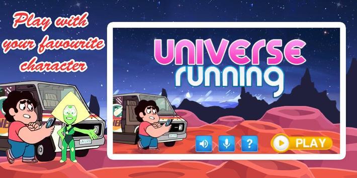 Universe Running poster