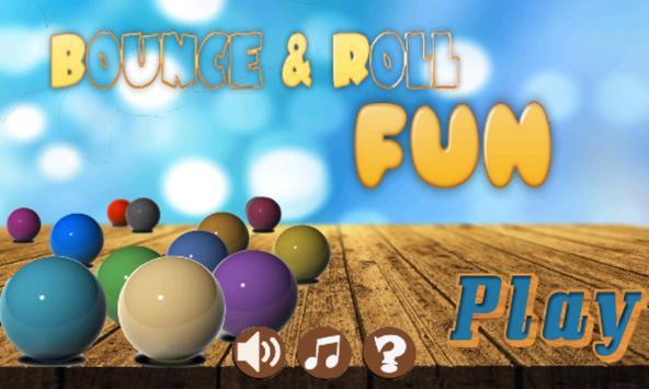 Bounce & Roll Fun apk screenshot