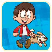 City Boy : The Park Journey icon