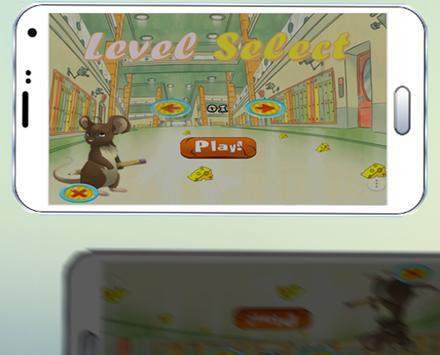 House Mouse Run apk screenshot