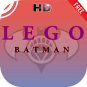 The LEGO BAT icon