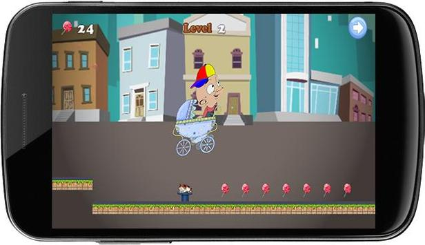 Baby Bean Adventure apk screenshot