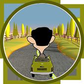 Super Bean Car Game icon