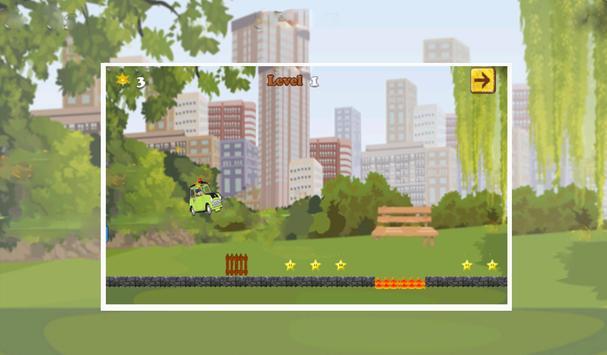 Super Bean Car Game apk screenshot