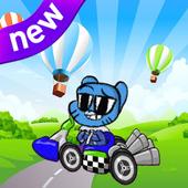 Gumboll Kart Adventure icon