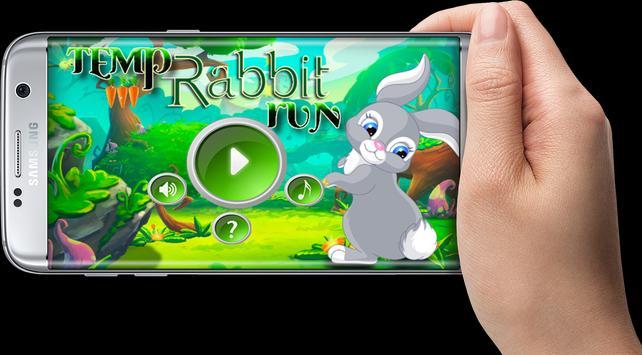 Tempo Rabbit Run poster