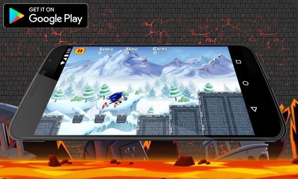 Super S-Onic Runner screenshot 2