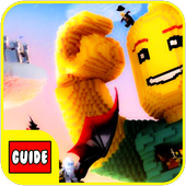 Guide LEGO Worlds icon