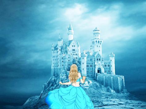 Froz princesse Asla poster