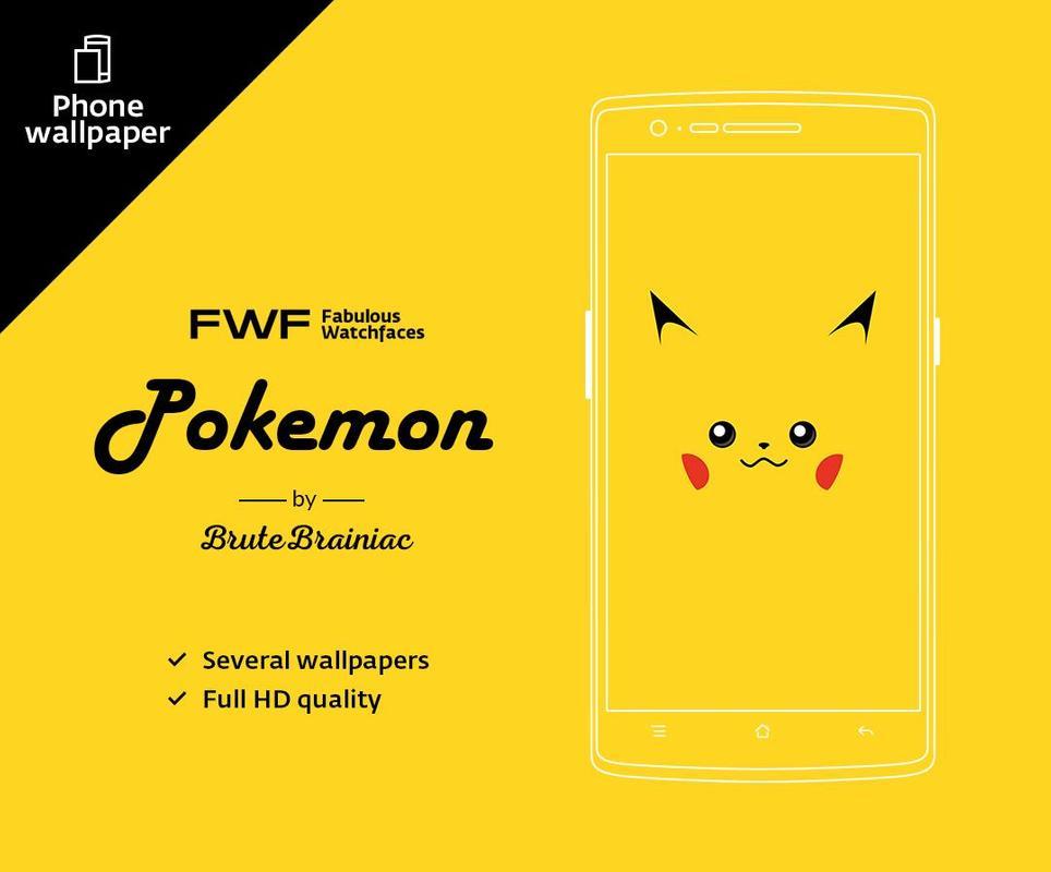 FWF Pokemon Go Watchface APK Download