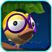 Crazy Bird Game Free icon