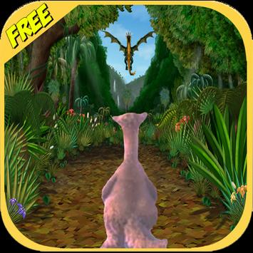 Ice dinosaurs of Ege apk screenshot