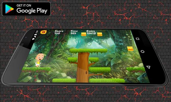Ipin Dash Upin Race screenshot 3