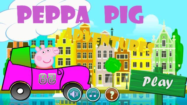 Peppa Pig Adventures poster