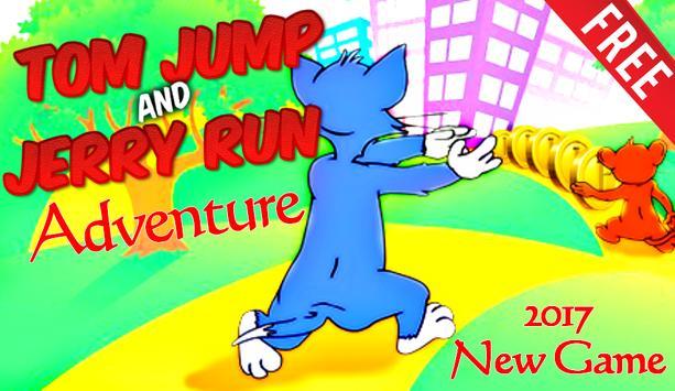 Tom Jump and Jerry Run apk screenshot