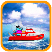 Doggy Boat icon