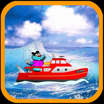 Doggy Boat screenshot 1