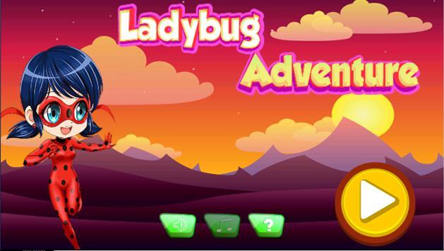 juegos de ladybug and Cat noir poster